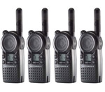 Motorola CLS1110 ( 4 Pack ) Professional 2-Way Radio / 2 Mile Range New at Sears.com